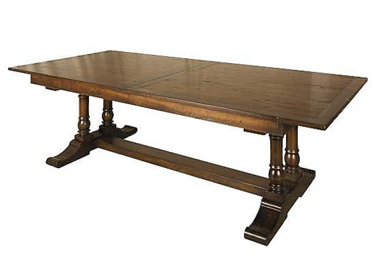 Jefferson Trestle Dining Table
