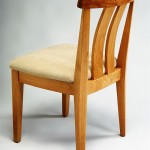 Asian Side Chair (rear view)