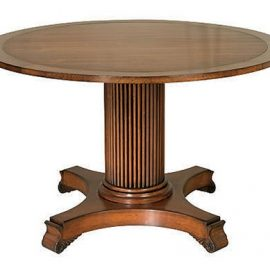 Athena Pedestal Dining Table