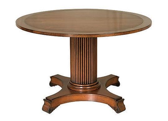 Athena Pedestal Dining Table