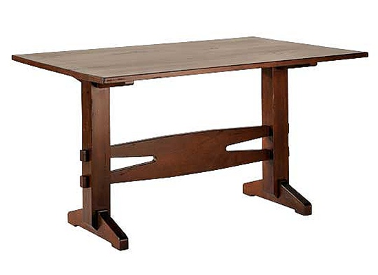 Elijah Trestle Dining Table
