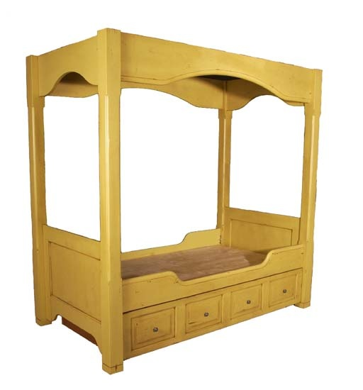 Wendy's Trundle Bed