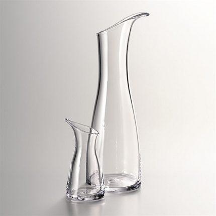 Barre Glass Carafe