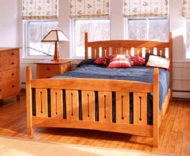 Artisan Bed by Peter
