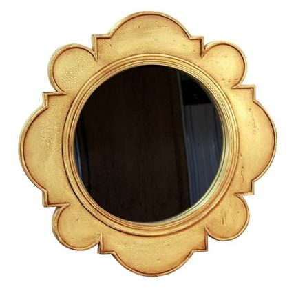 Fleur Customizable Mirror