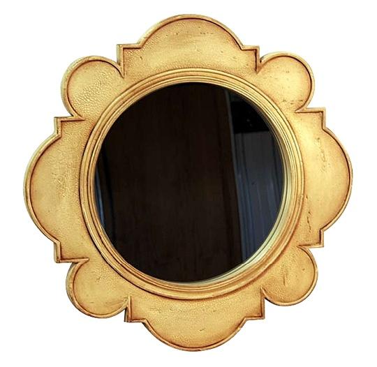 Fleur Customizable Mirror