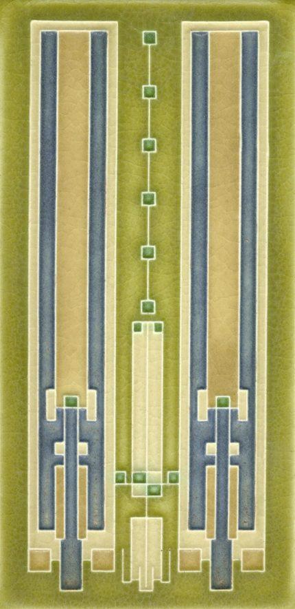 Frank Lloyd Wright's Avery Coonley Rug
