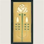Long Stem Rose Jade