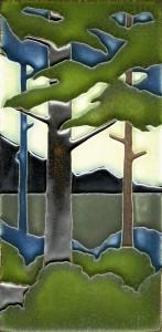 Pine Landscape (4x8)