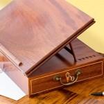 Jefferson Lap Desk Book Section
