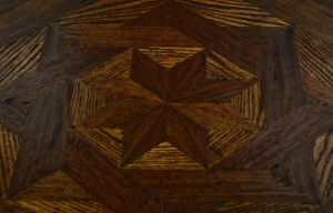 Parquet Table Detail