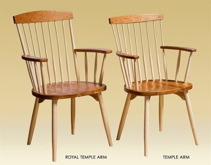 Temple Armchairs