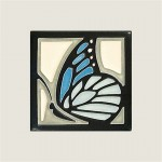 Blue Butterfly Tile