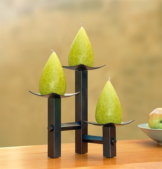 Three Pillar Candlestick