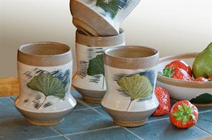 Ginkgo Cups