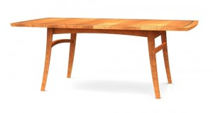 Bow Dining Table 75""