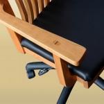 Cascade Office Chair (arm detail)