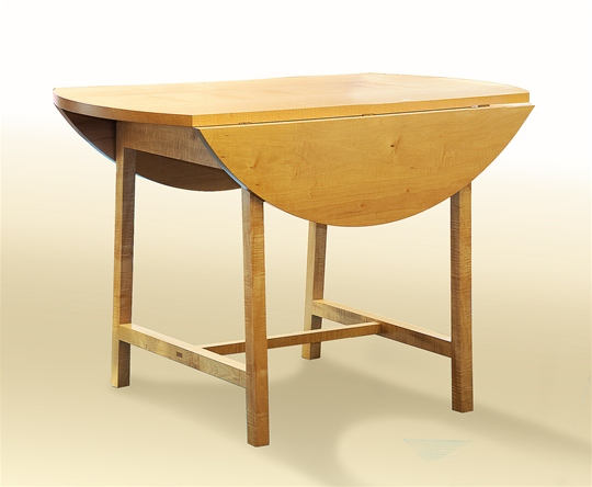 Drop Leaf Bistro Table