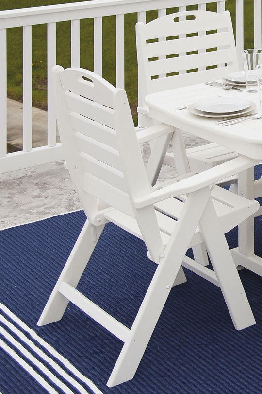 Nautical Highback Dining Chair