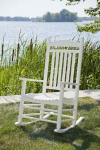 Jefferson Slat Rocking Chair