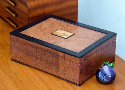 Urban Jewelry Box