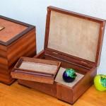 Urban Jewelry Box inside detail