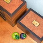 Urban Jewelry Box and Urban Craftsman Jewelry Box