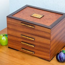 Urban Craftsman Jewelry Box
