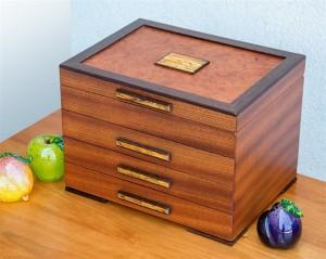 Urban Craftsman Jewelry Box