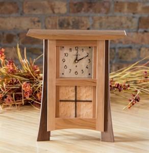 Schlabaugh Grid Clock