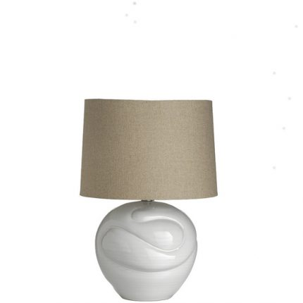 Pure Pottery Lamp