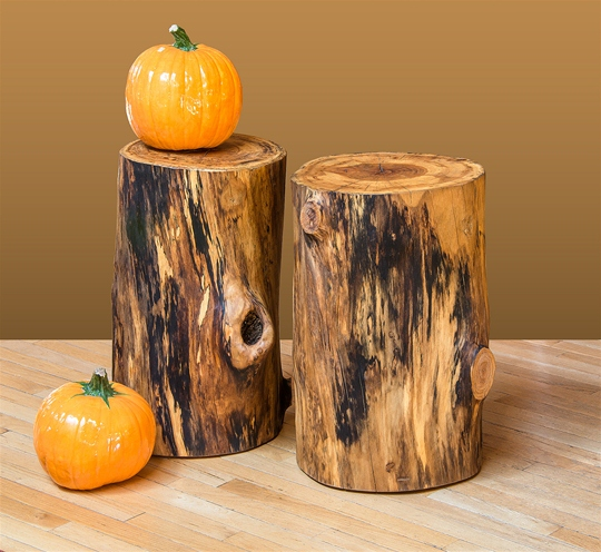 Sycamore Stump Side Table or Stool