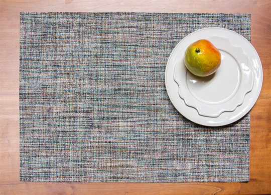 Melange Boucle Rectangular Placemat