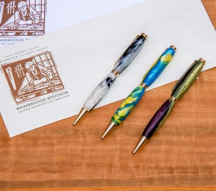 Petite Acrylic Pens