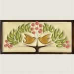 Olive Lovebirds