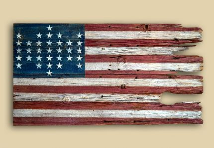 Fort Sumter Garrison Flag