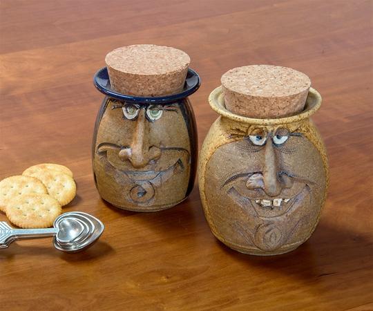 Corkhead Jar