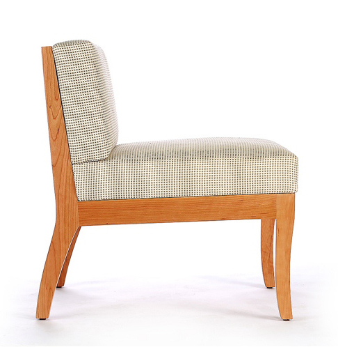 Sawbridge Studios Eau Claire Slipper Chair side