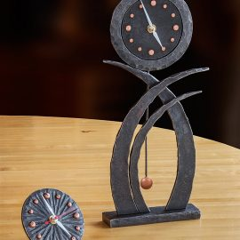 Sawbridge Studios Iron Clocks