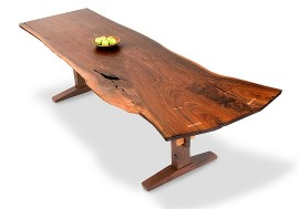 Lowder Live Edge Table