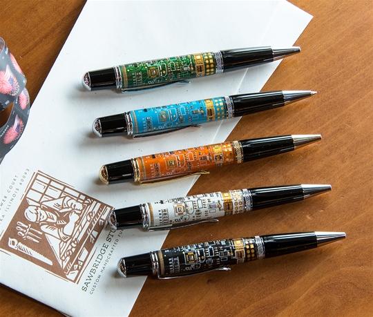 Circuit Board Pens