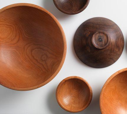 Sawbridge Studios Champlain Bowls Andrew Pearce