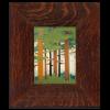 Spring Woodland in Legacy Frame