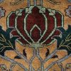 The Oak Park in Gold Hand-Knotted detail