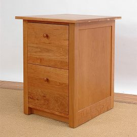 Two Drawer Letter File Cabinet