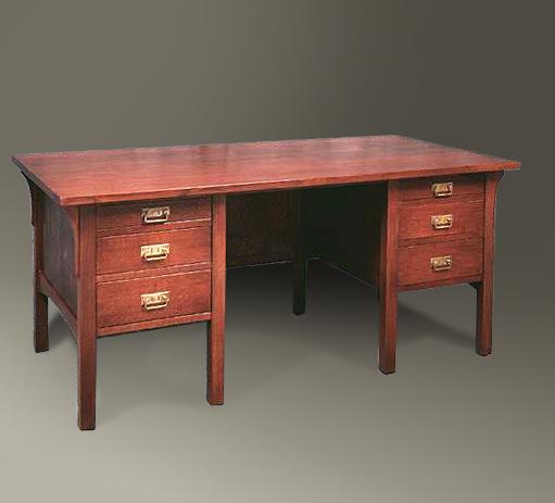 Prairie Style Desk