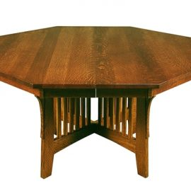Prairie Pedestal Table