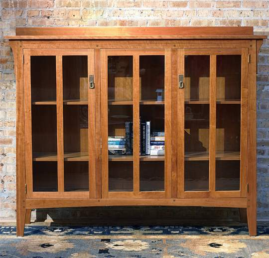 Three Door Cabinet