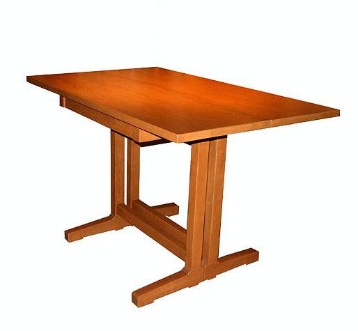 Extending Trestle Table