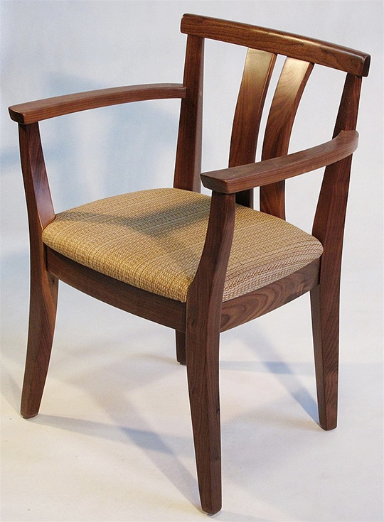 Asian Arm Chair